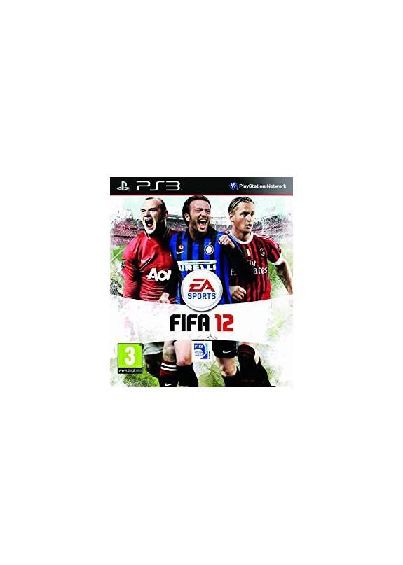 FIFA 12  PS3  usato