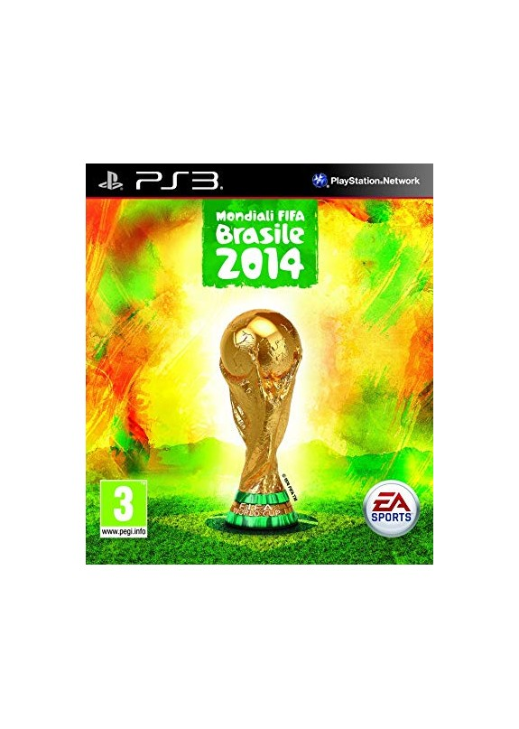 MONDIALI FIFA BRASILE 2014  PS3