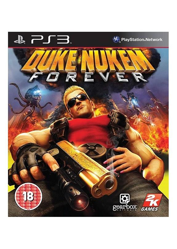 DUKE NUKEM FOREVER  PS3  usato
