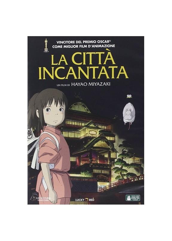 LA CITTA' INCANTATA DVD