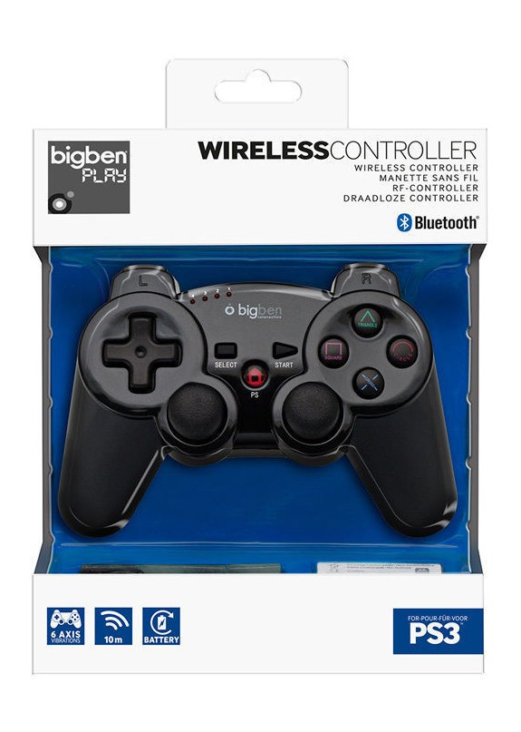 CONTROLLER BLUETOOTH BIGBEN PS3