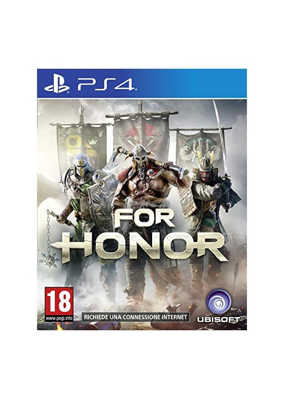 FOR HONOR DELUXE EDITION PS4  usato