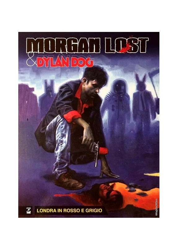MORGAN LOST & DYLAN DOG N.2
