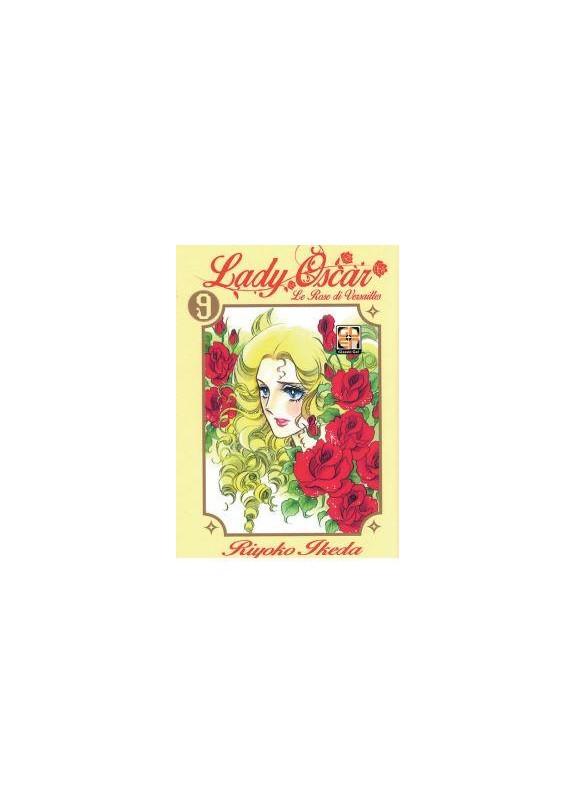 LADY OSCAR LE ROSE DI VERSAILLES N.9