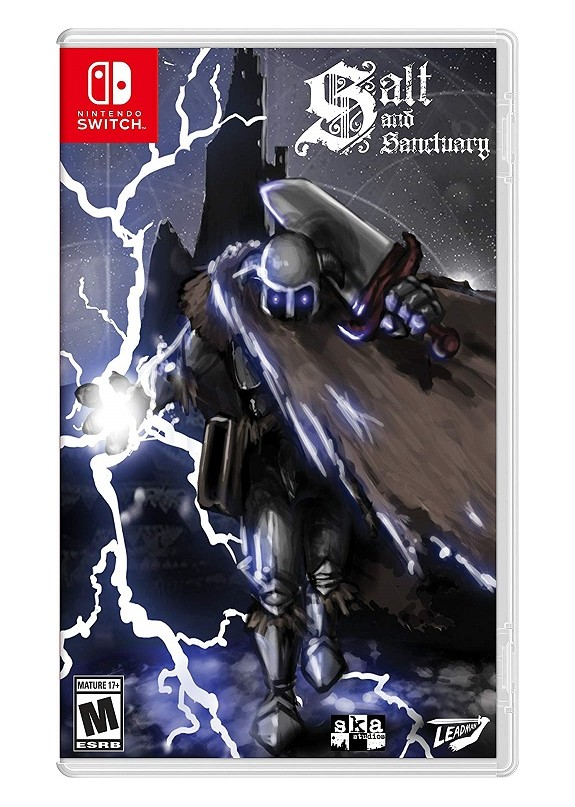 SALT AND SANCTUARY  NINTENDO SWITCH