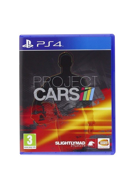 PROJECT CARS 2  PS4  usato