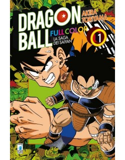 DRAGON BALL FULL COLOR N.13 - LA SAGA DEI SAIYAN N.1