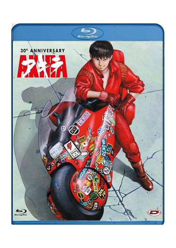 Akira - 30Th Anniversary (Standard Edition) Blu-Ray