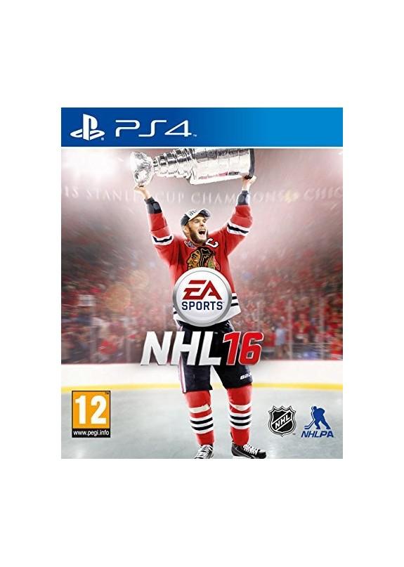 NHL 16  PS4  usato