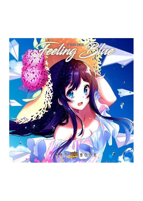 FEELING BLUE ART BOOK