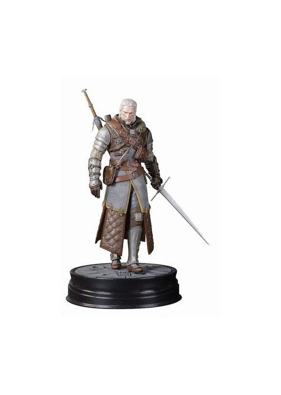 THE WITCHER 3 WILD HUNT GERALT FIGURE