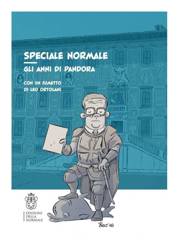 SPECIALE NORMALE GLI ANNI DI PANDORA