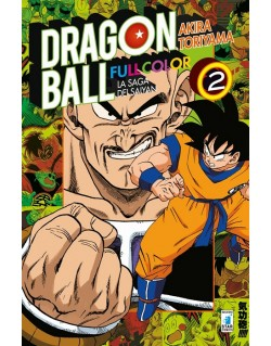 DRAGON BALL FULL COLOR N.14 - LA SAGA DEI SAIYAN N.2
