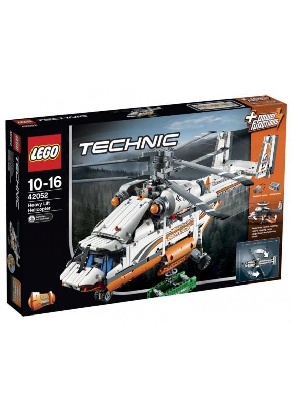 LEGO TECHNIC ELICOTTERO DA CARICO 42052
