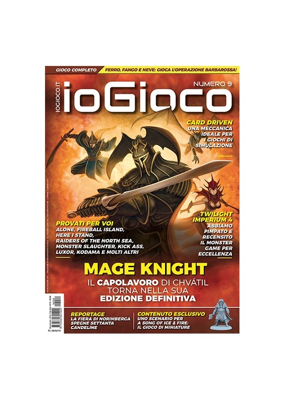 IOGIOCO N.9 rivista