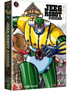 Jeeg Robot D'Acciaio 01 (di 2) (6 Dvd)