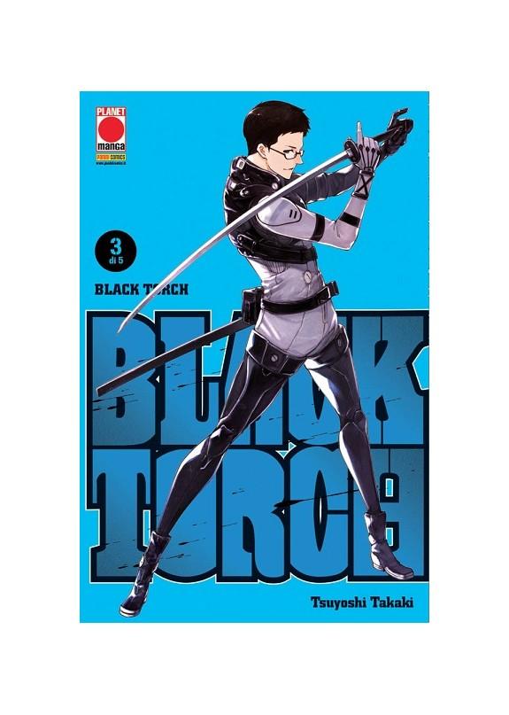 BLACK TORCH N.3 (DI 5)