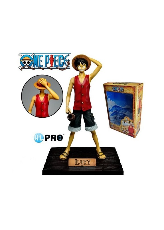 ONE PIECE PVC STATUE MONKEY D.LUFFY