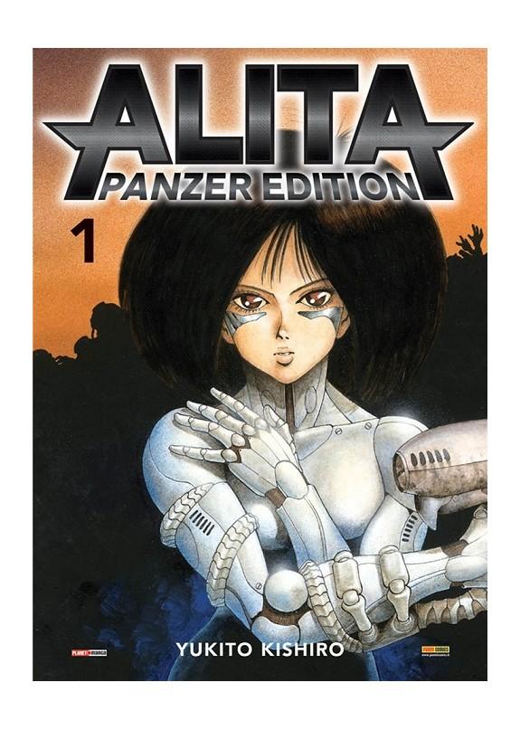 ALITA PANZER EDITION N.1 (DI 3)