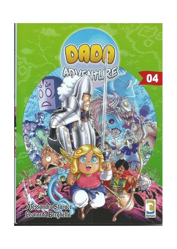 DADA ADVENTURE N.4