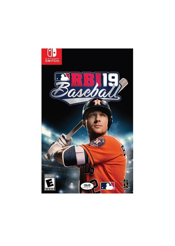 RBI19 BASEBALL  NINTENDO SWITCH