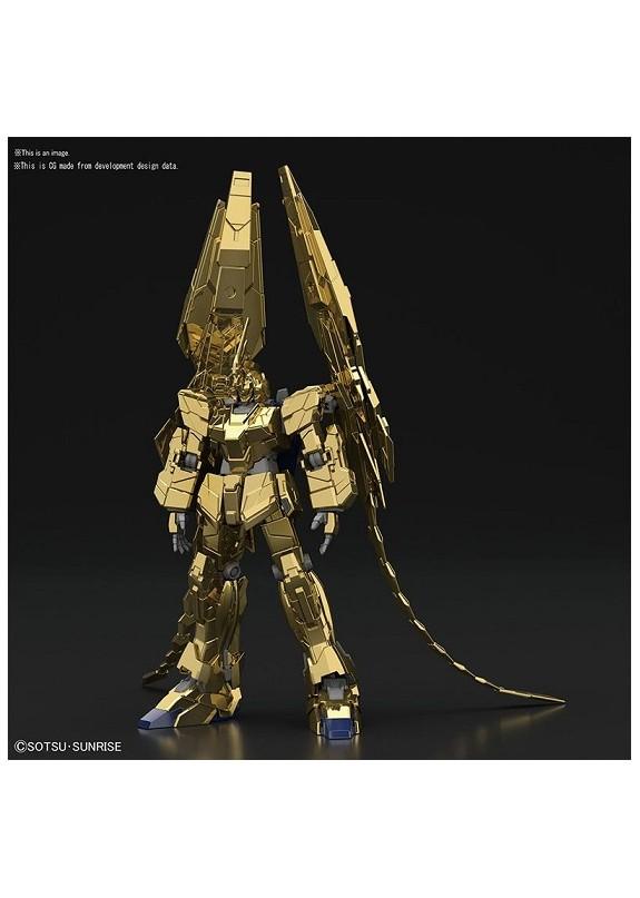 HGUC GUNDAM UNIC PHENEX UNICR GOLD 1/144
