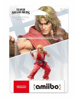 AMIIBO SUPER SMASH BROS COLLECTION KEN N.69