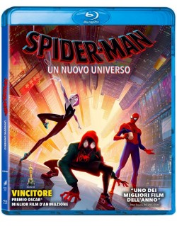 Spider-Man - Un Nuovo Universo Blu-ray