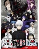 Tokyo Ghoul: Re - Stagione 03 Box 02 (Eps 13-24) (3 Dvd) (Ed. Limitata)