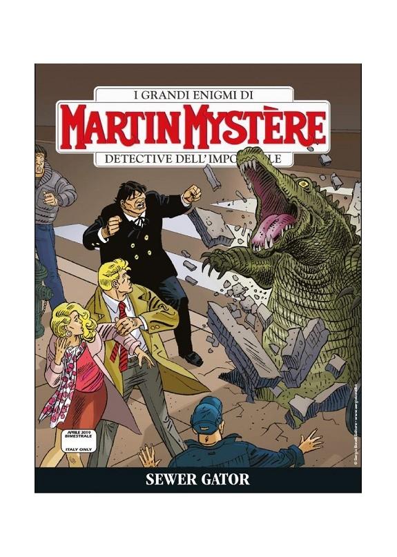 MARTIN MYSTERE N.362