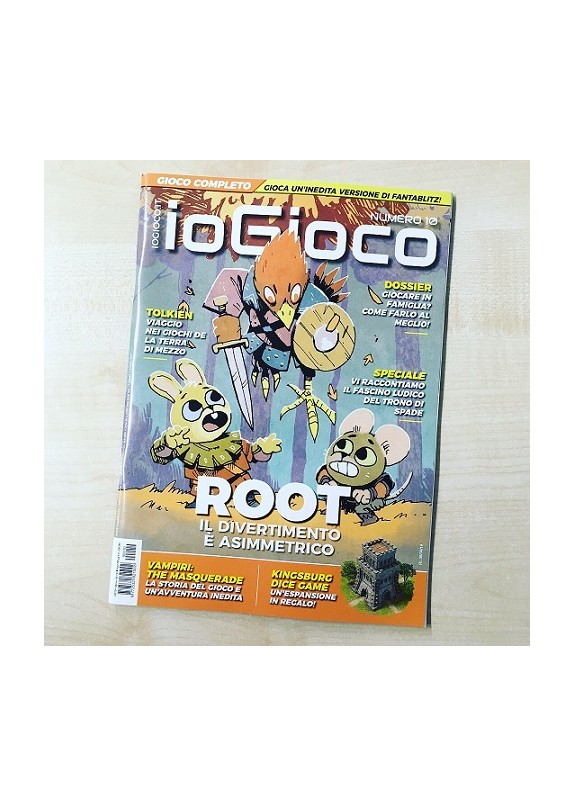 IOGIOCO N.10 rivista