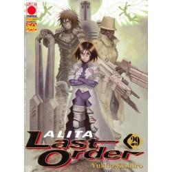 ALITA  LAST ORDER N.29