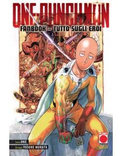 ONE PUNCH MAN FANBOOK - TUTTO SUGLI EROI (VOLUME UNICO) ristampa