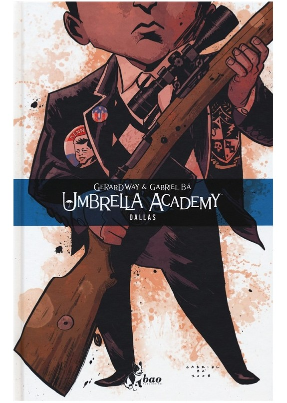 UMBRELLA ACADEMY N.2 DALLAS