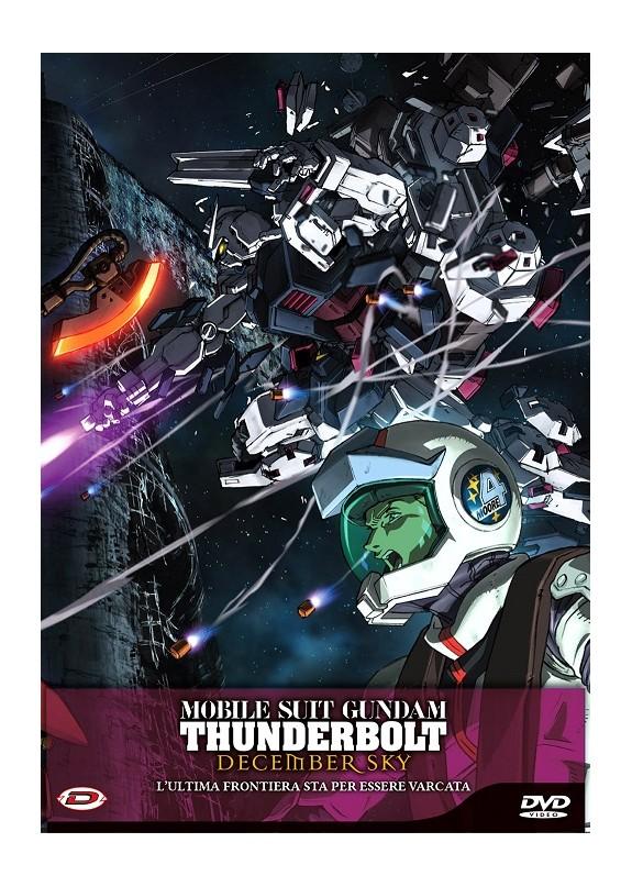 MOBILE SUIT GUNDAM THUNDERBOLT DECEMBER SKY (first press)  DVD