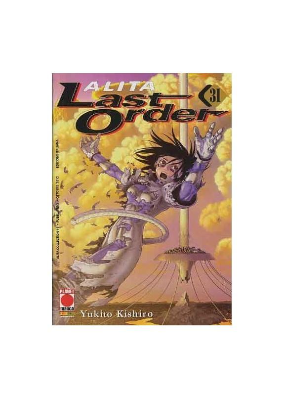 ALITA  LAST ORDER N.31