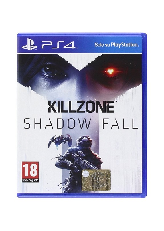 KILLZONE SHADOW FALL  PS4 usato