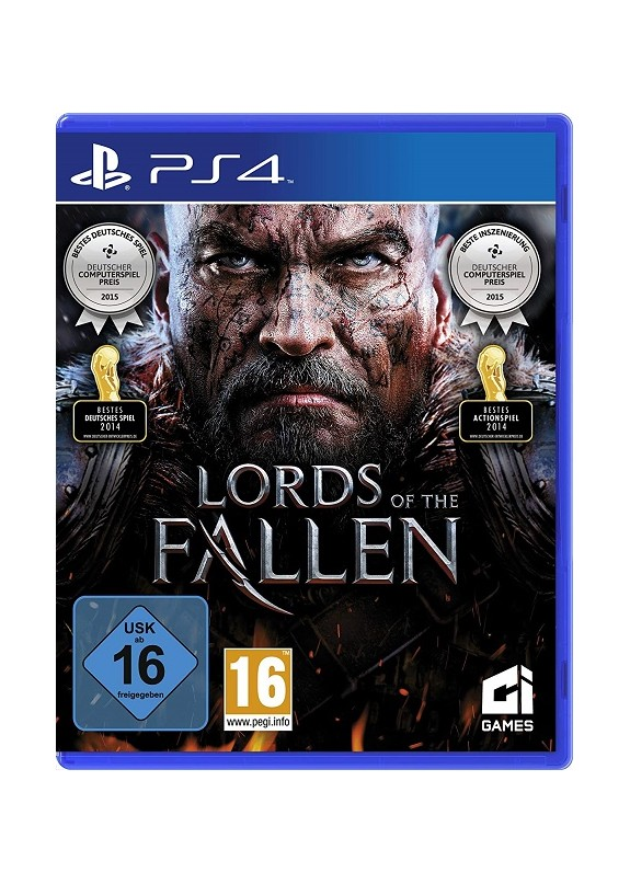 LORDS OF THE FALLEN  PS4  usato