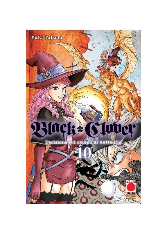 BLACK CLOVER N.10