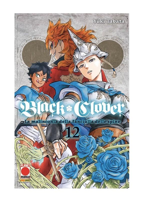 BLACK CLOVER N.12