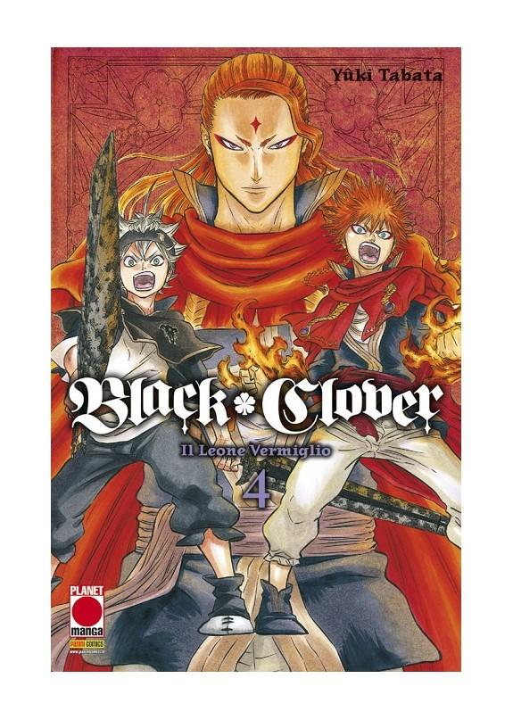BLACK CLOVER N.4