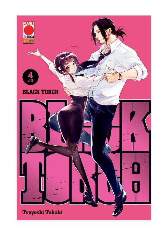 BLACK TORCH N.4 (DI 5)