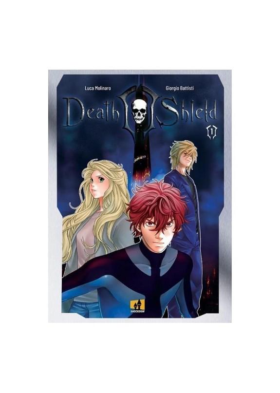 DEATH SHIELD N.1 NUOVA EDIZIONE VARIANT COVER