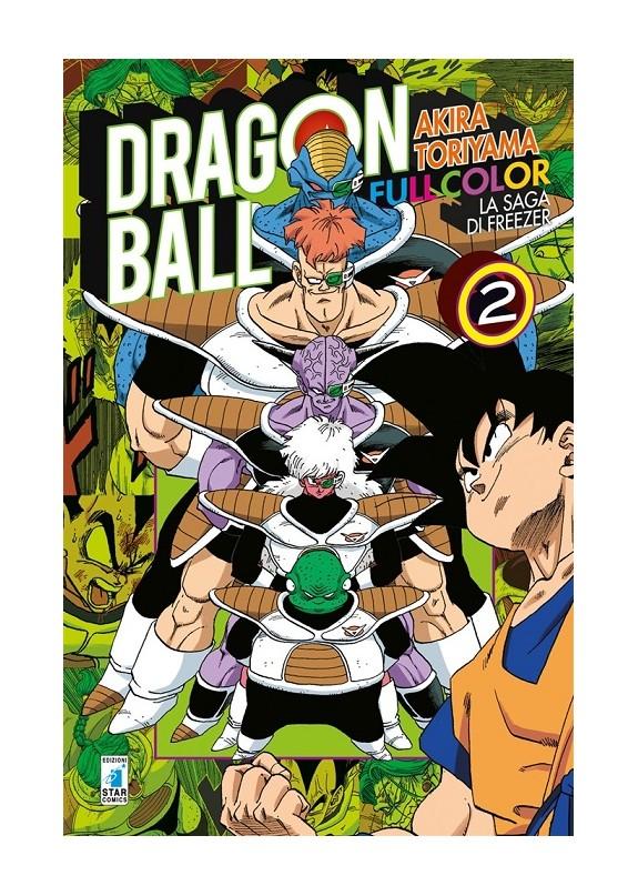 DRAGON BALL FULL COLOR N.17 - LA SAGA DI FREEZER N.2