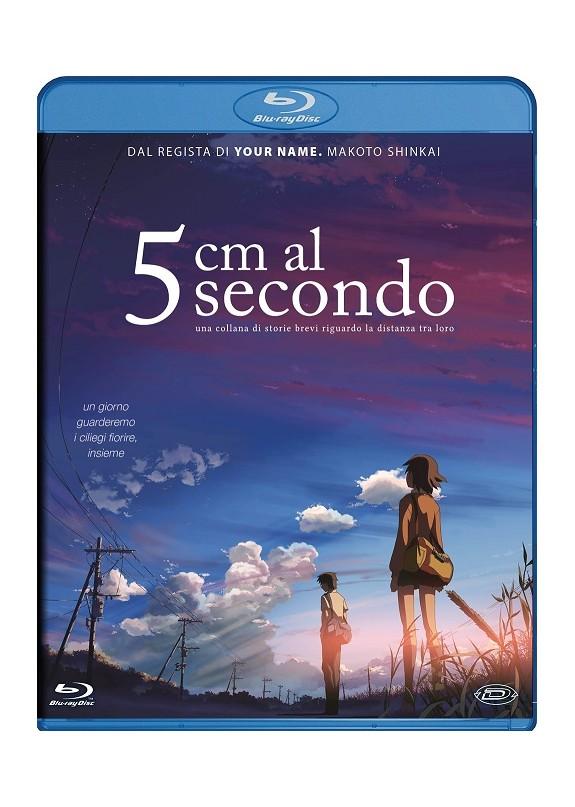 5 Cm Al Secondo (Standard Edition) Blu-ray
