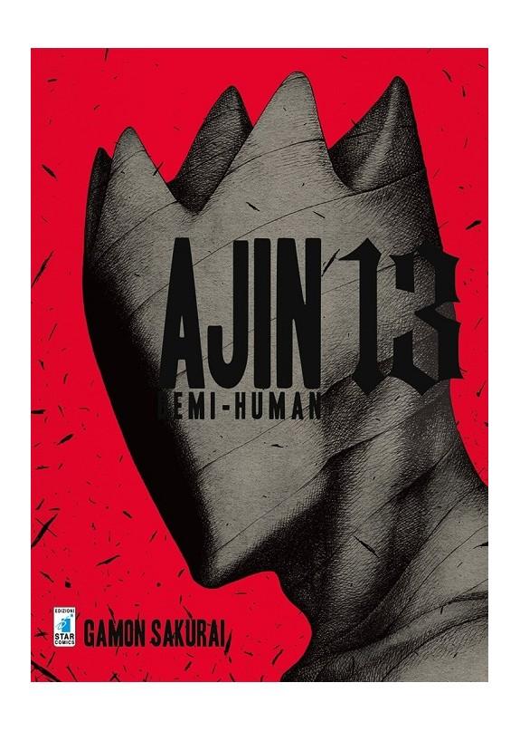 AJIN DEMI-HUMAN N.13