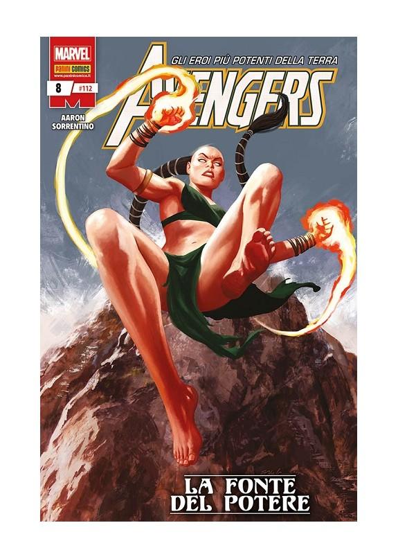 AVENGERS N.112 - AVENGERS N.8