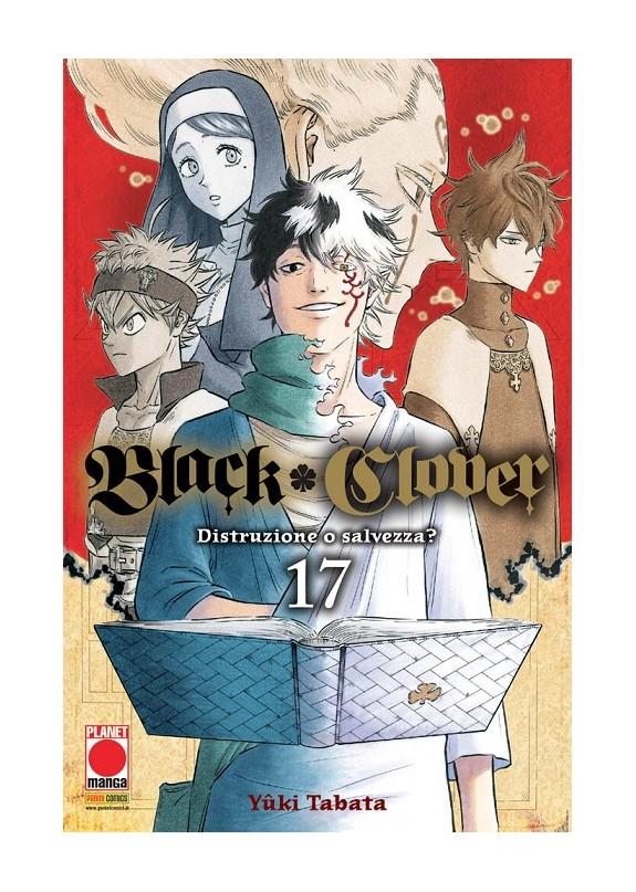 BLACK CLOVER N.17