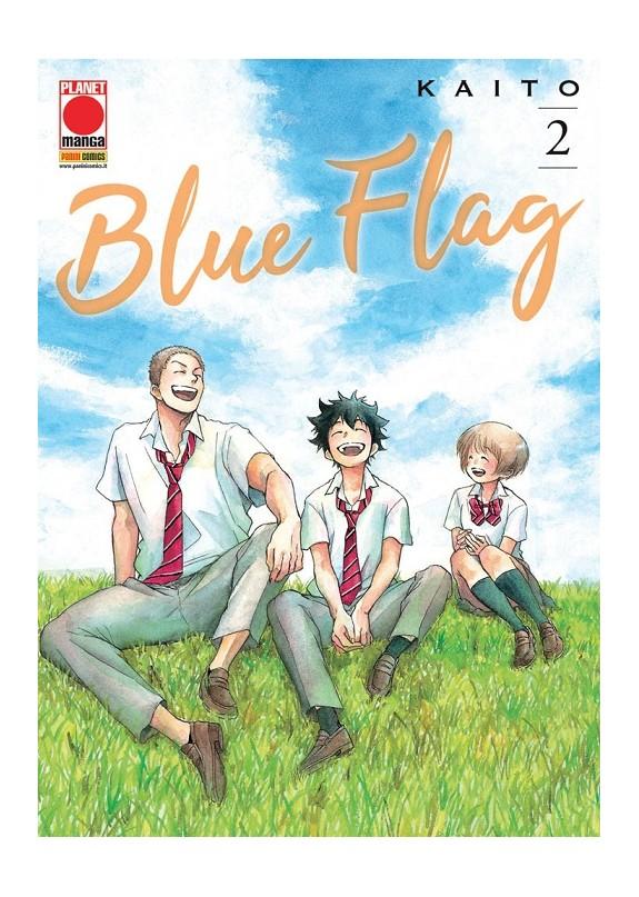 BLUE FLAG N.2