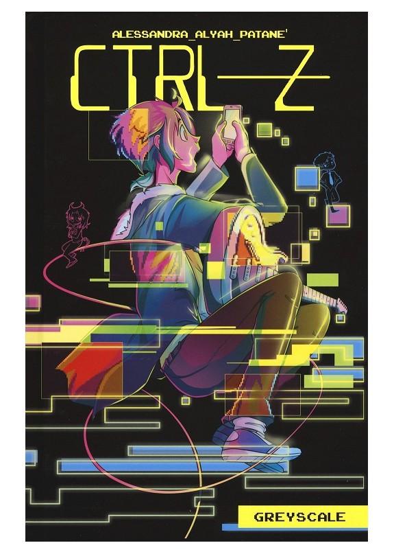 CTRL+Z GREYSCALE